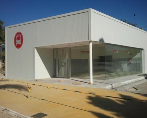 Edificios modulares prefabricados