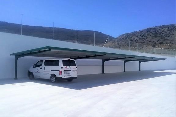 Marquesina-de-aparcamiento