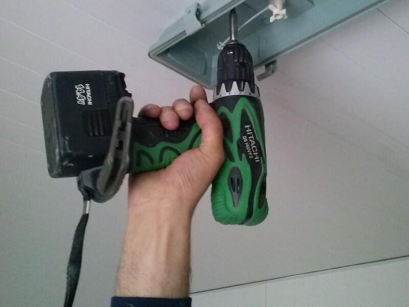 Servicio de reparación y puesta a punto de módulos y casetas