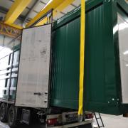 Nouvelle cabine de contrôle préfabriquée pour Eiffage Energy