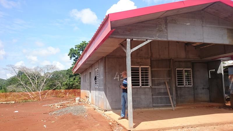 logement prefabrique a panama