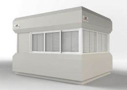 cabinas de vigilancia europa prefabri