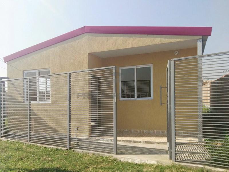 maisons prefabriquees paraguay