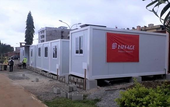 Proyecto construcción modular