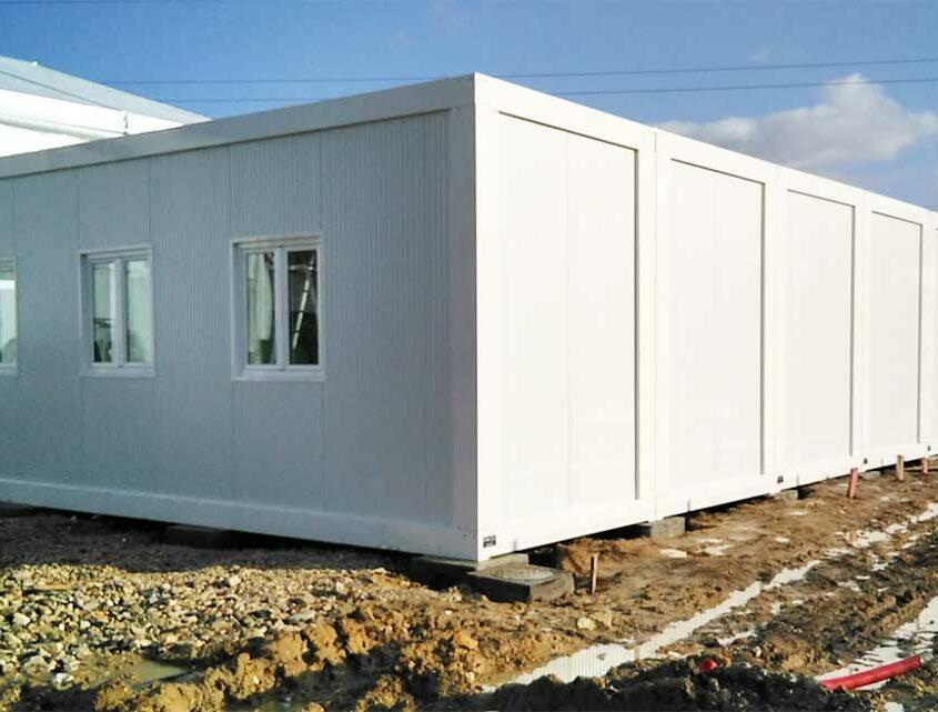 espace de vente modulaire