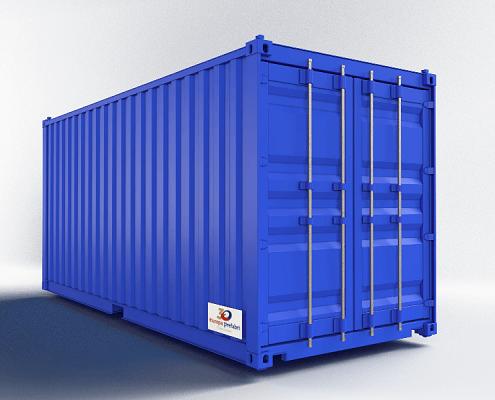 contenedores de almacen europa prefabri