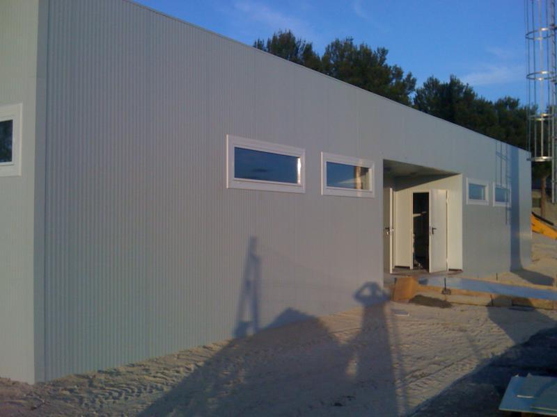 Edificios Prefabricados - EUROPA PREFABRI