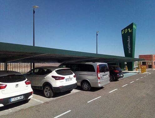 Marquesinas Parking