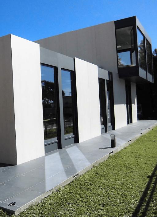 construcción modular oficinas