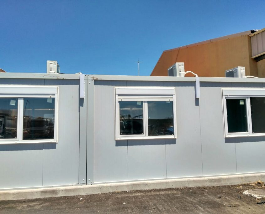 modular offices for public institutions