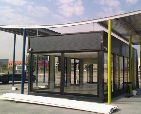 modern modular office