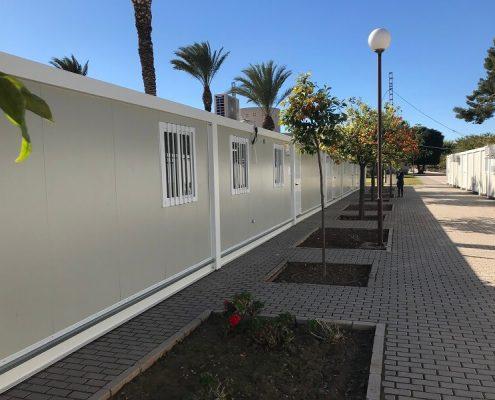 oficinas prefabricadas para la universidad de alicante 19