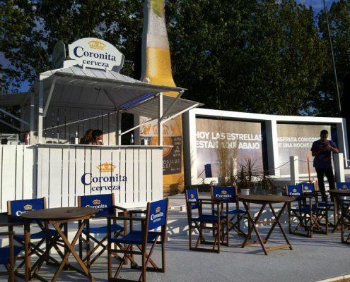 open star - alquiler de kioscos de comida para eventos cinefilos