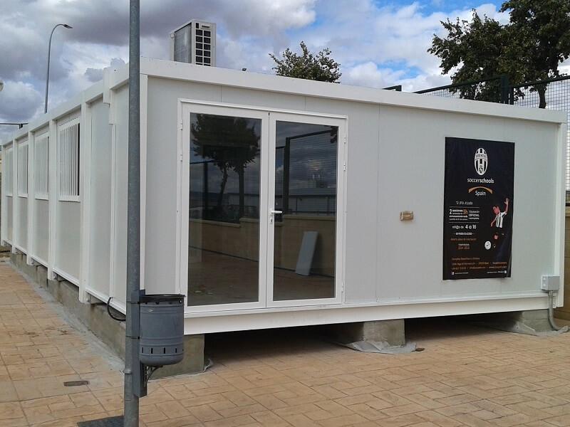 servicio de transformacion y traslado de modulos, casetas y contenedores europa prefabri 1