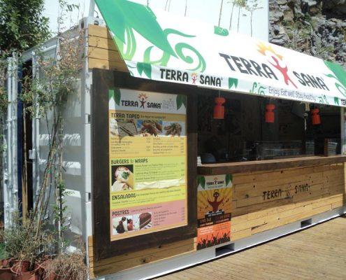 starlite - alquiler de kioscos de comida para festivales y eventos