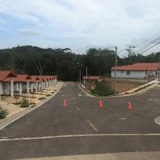 Logements préfabriqués à Panama